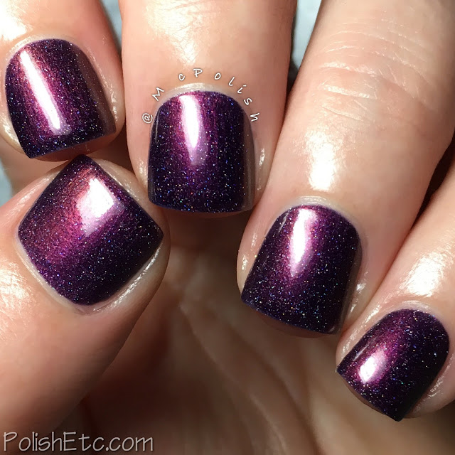 Pahlish - 12 Days of Christmas Collection - McPolish - Four Calling Birds