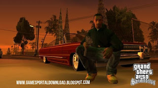 Grand Theft Auto San Andreas Iso Psp