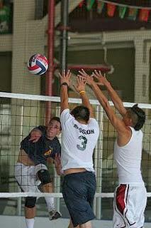 Sejarah Bola Volley : sejarah, volley, Sejarah, Permainan