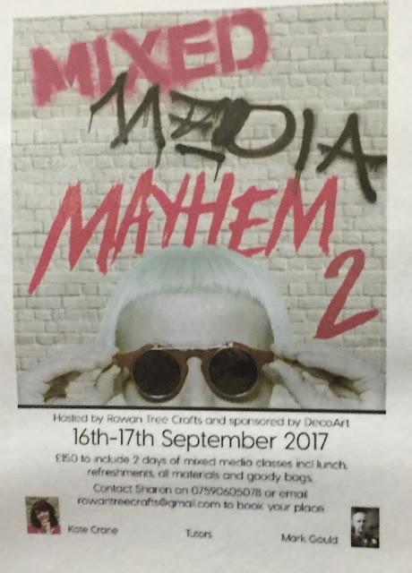 Mixed Media Mayhem