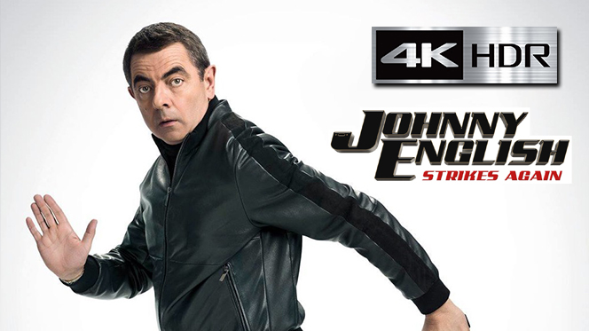 Johnny English 3.0 (2018) REMUX 4K UHD [HDR] Latino-Castellano-Ingles