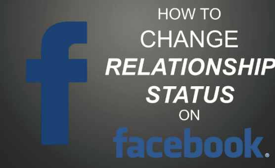 how to show my relationship status on facebook