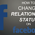 How Do You Change Relationship Status On Facebook