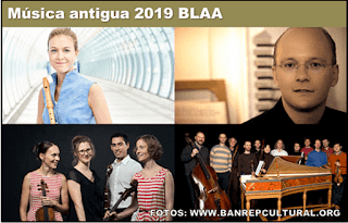 MÚSICA ANTIGUA para nuestro tiempo 2019 | BLAA