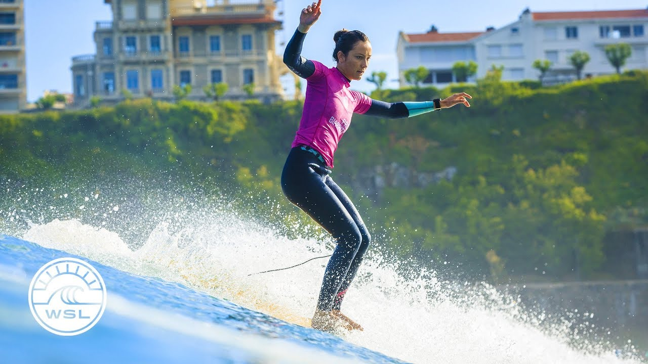 2018 Longboard Pro Biarritz Highlights Champions Crowned on Epic Finals Day