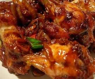 Hasil gambar untuk Ayam Bungkus Saus Kecap