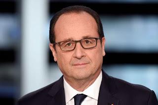 François Hollande llega al último día como presidente de Francia