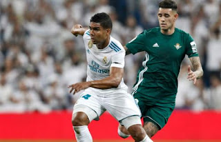 Real Madrid vs Real Betis 0–1 Highlights