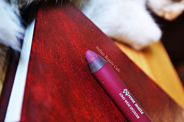 Chambor Extreme Matte Long Wear Lip Colour Review