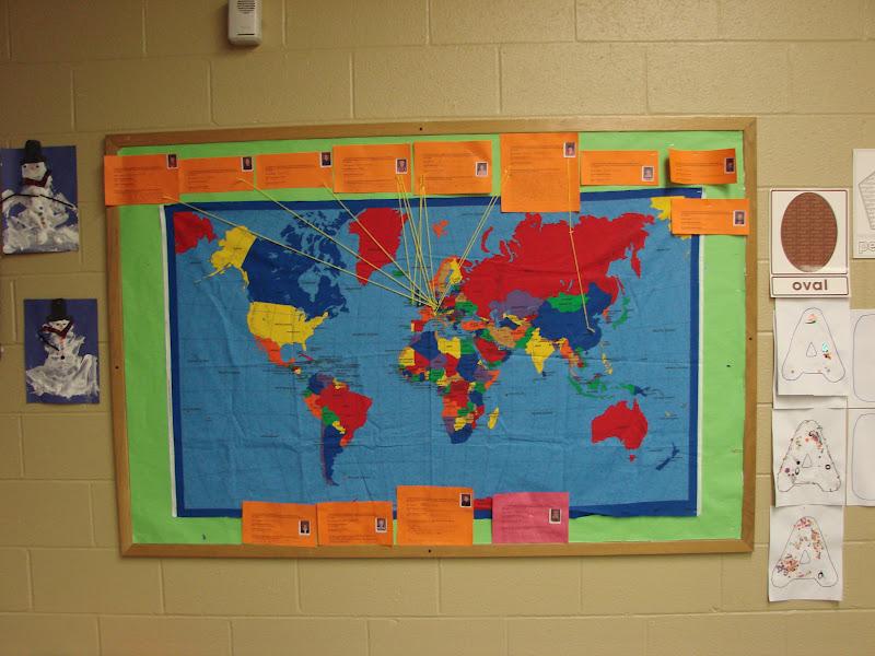 Multicultural Crafts For Preschoolers