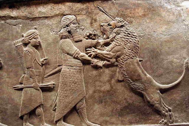 Mesopotamia - Civiltà e arte dei Sumeri... Temi_arte_020_mesopotamia