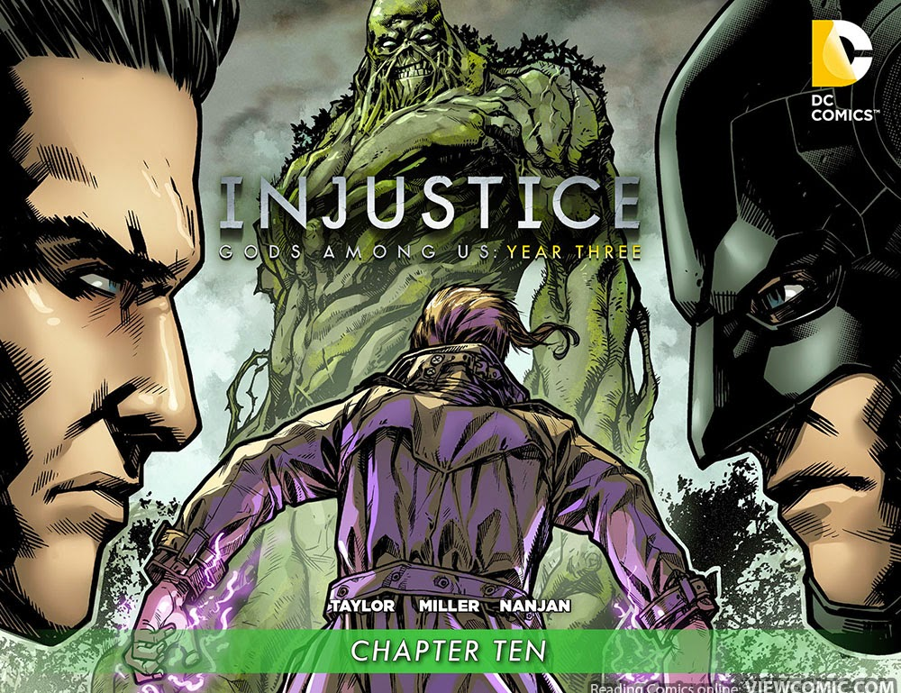 Injustice Gods Among Us Year 3 Three 010 2014 Viewcomic Reading Comics Online For Free 2019