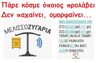 Σούπερ ντούπερ ουαου προσφορά Melissozygarias αύριο μόνο για τους αναγνώστες του Melissocosmou