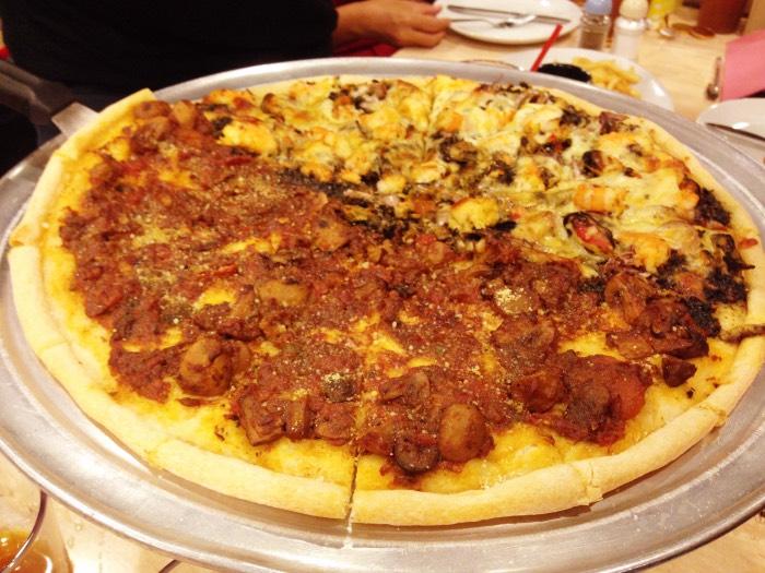 A Veneto Pizzeria Ristorante SM City Cebu Ellen Go Mary Anne Benedicto