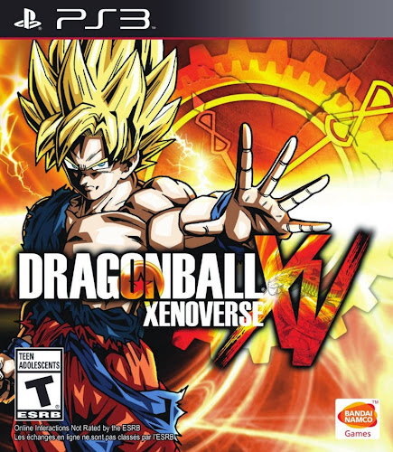 Dragon Ball Xenoverse PS3 Region EUR Español
