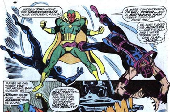 Vision Avengers 57