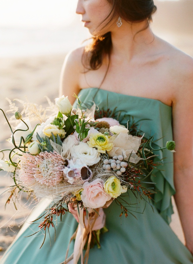 Buket Bunga Pengantin_Bunga Pernikahan Cantik Dan Indah 201716