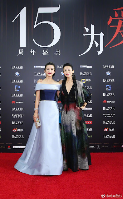 Li Bing Bing Zhang Ziyi Red Carpet