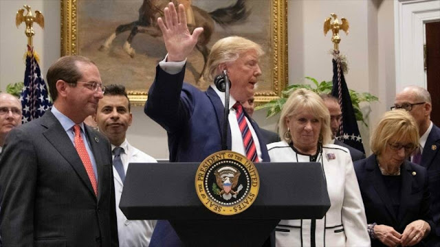 """""""Trump puede provocar que los demócratas pidan su impeachment"""""""