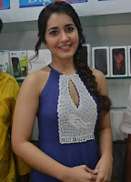 Rashi Khanna Glam Stills at Big C Store Launch TollywoodBlog