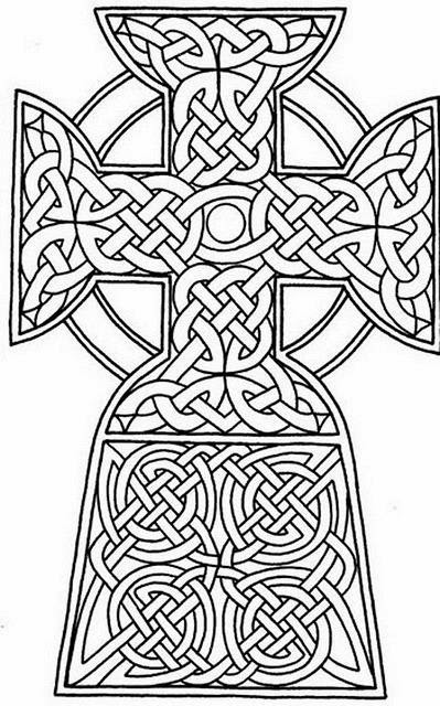 free coloring pages celtic designs | Tattoos Book: +2510 FREE Printable Tattoo Stencils: Celtic ...
