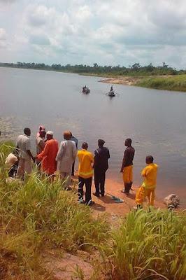 Graphic photos: Four drown in Ekiti river
