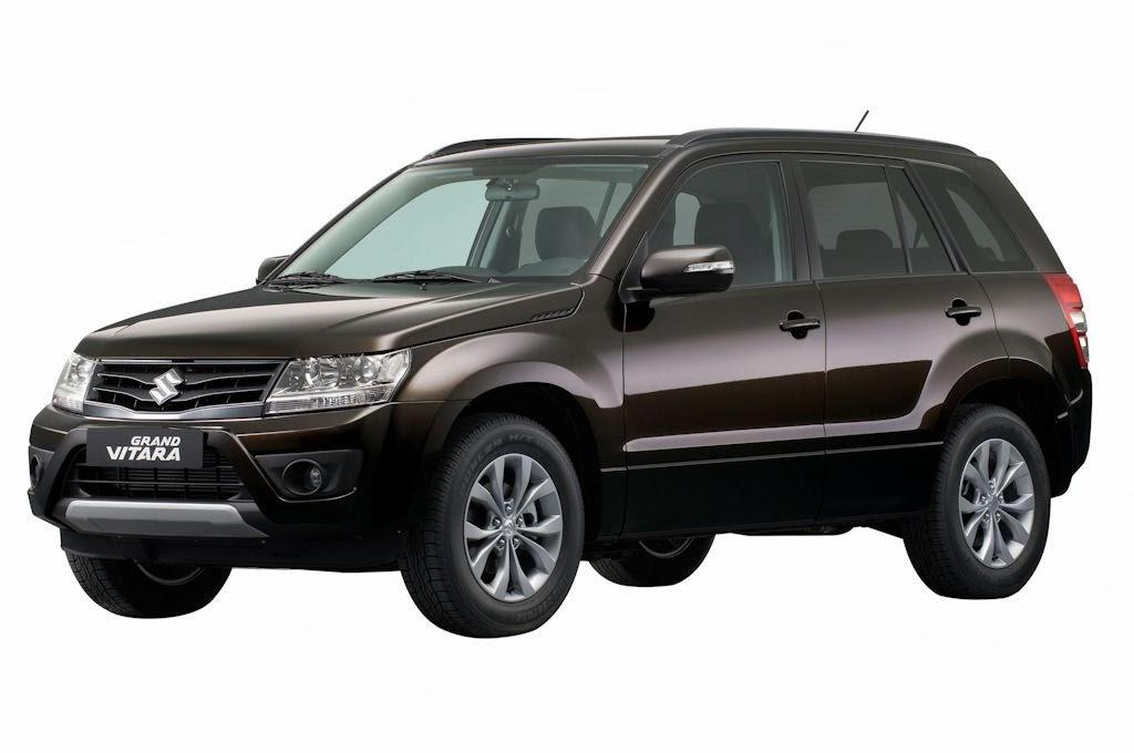 Suzuki Philippines Quietly Updates Grand Vitara for 2014 ...