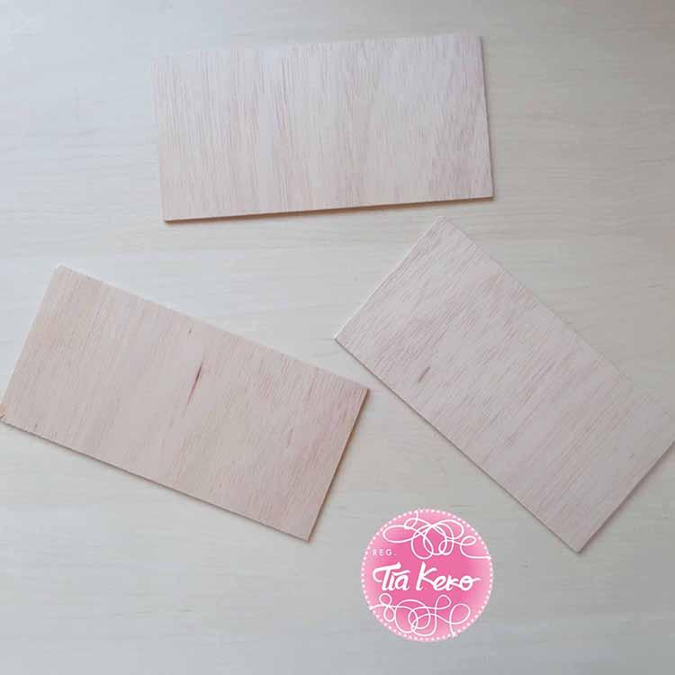 Tía Keko manualidades niños y madera