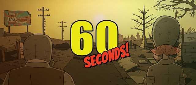 60 Seconds Atomic Adcenture Apk indir