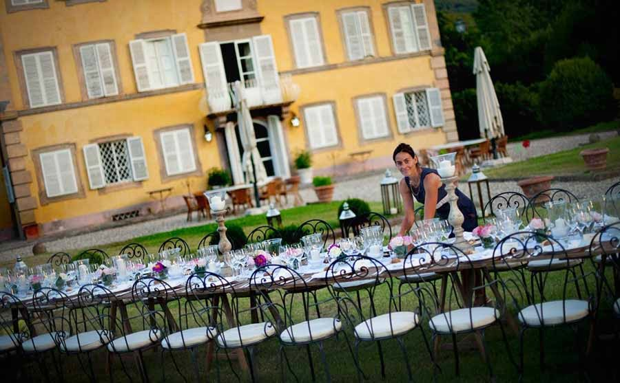 Cheap Outdoor Wedding Reception Decoration UK