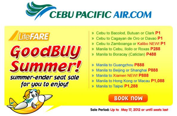Airlines, Cebu Pacific, Vacation, Airfare Promo, Airfare Sale, Travel Promo, Travel Discount, Travel Sale