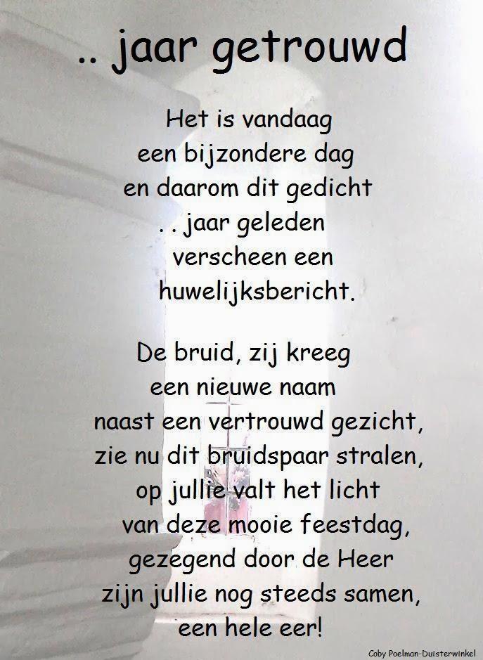 Best Mooie Korte Teksten Gedicht Jarig Huwelijk Humor