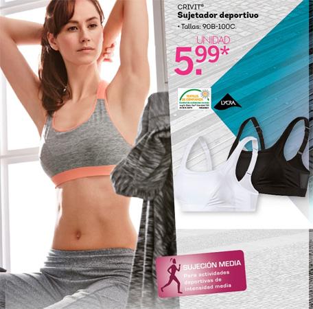 Para Lidl Y Fitness De Moda Bienestar Ropa f6bgy7