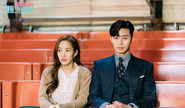 Review Drakor What's Wrong With Secretary Kim?, Kisah Komedi Romantis yang Menggemaskan