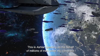 Arbre Solaire: Операция Персей || Командир Аштар: Последняя Передача на Землю (видео руссуб) A6