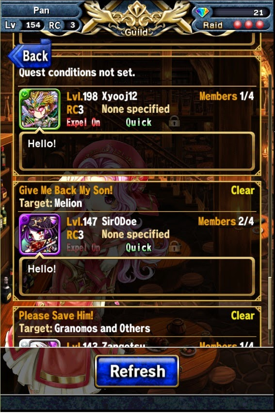 Collecting Toyz: gumi Launches Raid Battle in 'Brave