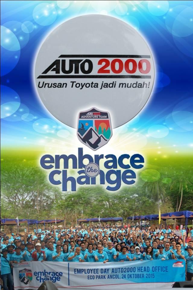 Ulang tahun perusahaan pt toyota auto 2000