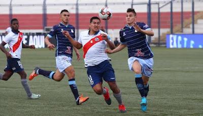 Real Garcilaso vs Deportivo Municipal