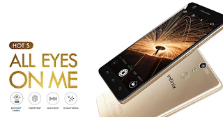 Official Price of Infinix Hot S X521 in Nigeria