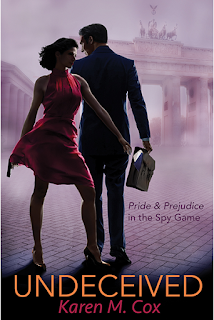 Book Cover: Undeceived by Karen M Cox