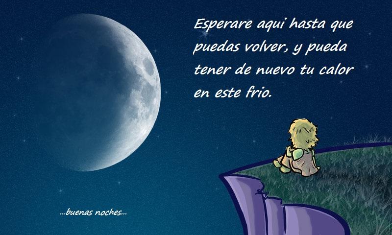 Frases De Buenas Noches Para Un Amor No Correspondido