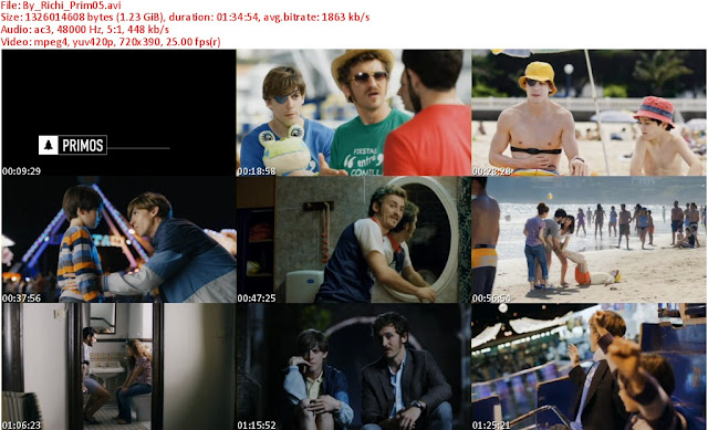 Primos [2011] [Castellano] [DVDRip] Descargar