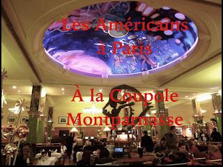 Les Américains Montparnasse