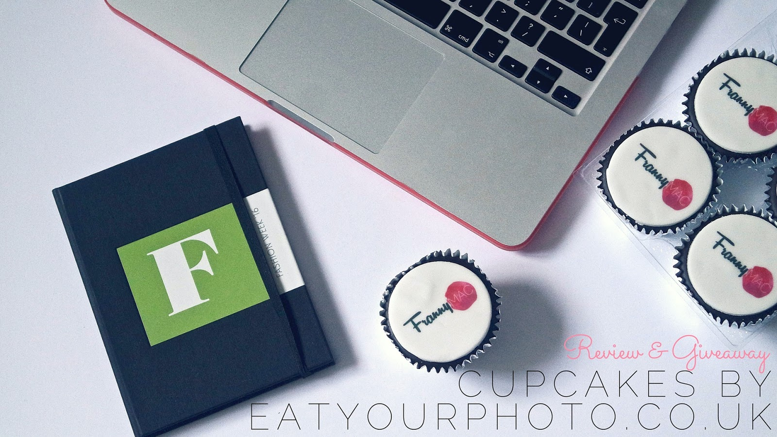 Review & Giveaway || Personalised Cupcakes By EatYourPhoto.co.uk
