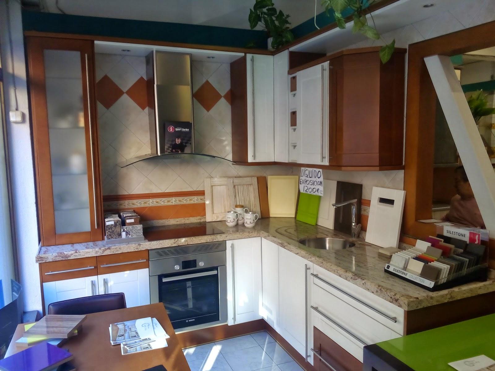 Hermoso Liquidacion Muebles Cocina Fotos Liquidacion Exposiciones  # Muebles Liquidacion Sevilla