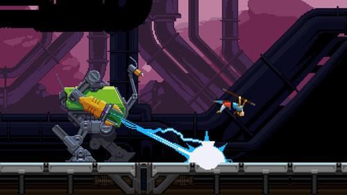 thumbnail screenshot indie game Savior