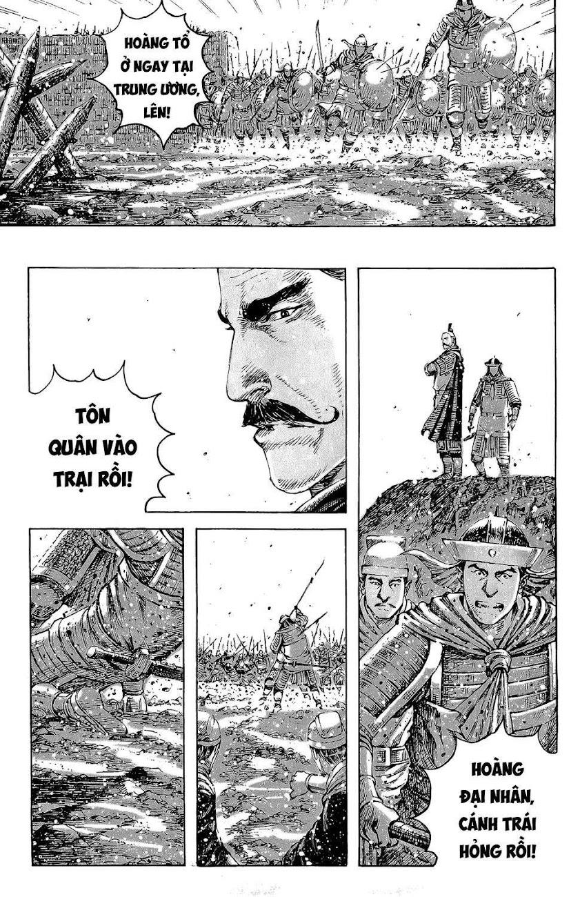 Hỏa phụng liêu nguyên Chương 377: Khí thôn Giang Hạ [Remake] trang 15
