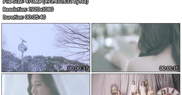 MCIT 's Blog: [MV] SNSD (Girls' Generation) - Time Machine [Bluray