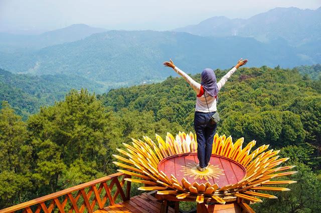 Panorama Pabangbon Leuwiliang