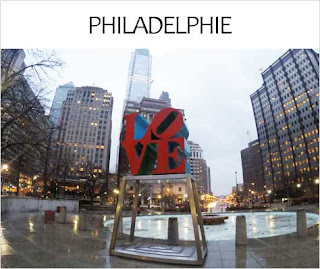 My Travel Background : City Guide Philadelphie